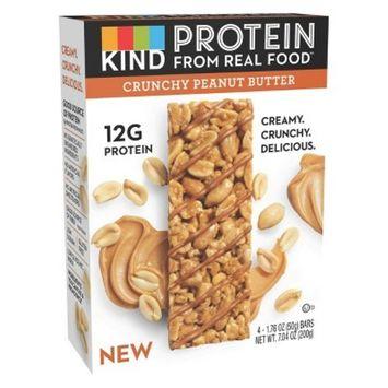 KIND Protein Crunchy Peanut Butter Nutrition Bars