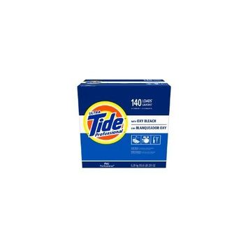 Tide Professional Laundry Detergent Powder with Bleach - 222 oz. - 140 loads