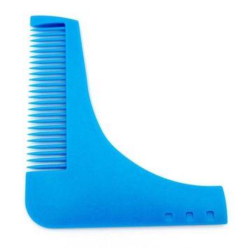 Beard Buddy trimmer guard for facial hair / beard shaping tool template / shaping tool / grooming accessory