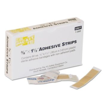 First Aid Only™ Plastic Bandage, 3/8