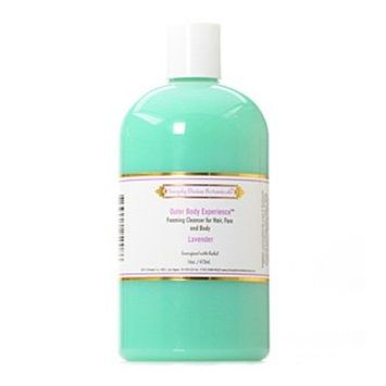 Outer Body Experience Lavender Foaming Cleanser 16 oz by Simply Divine Botanicals