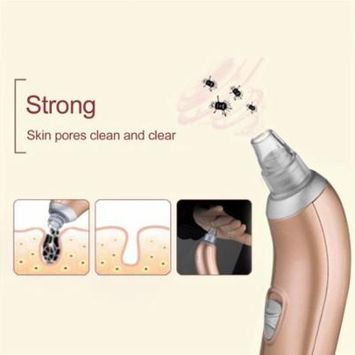 Blackhead Removal Electric Facial Pore Cleaner Acne Remover Facial Cleanser Cleansing Supplies