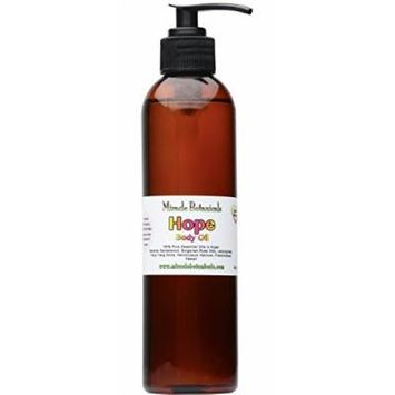 Miracle Botanicals Hope Body Oil - Pure Essential Oil Body Blend in Golden Argan