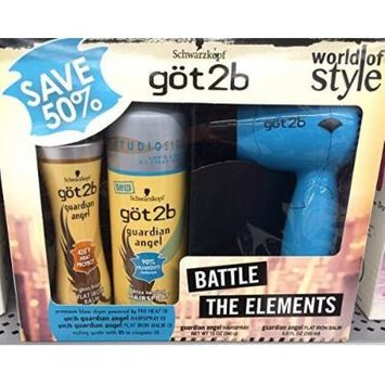 göt2b® World of Style Gift Set-Battle the Elements Guardian Angel Series