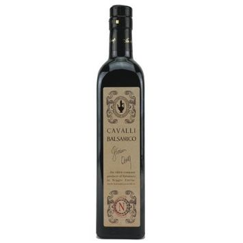 Cavalli Balsamic Condimento Balsamic Vinegar, 500ml (16.9oz)