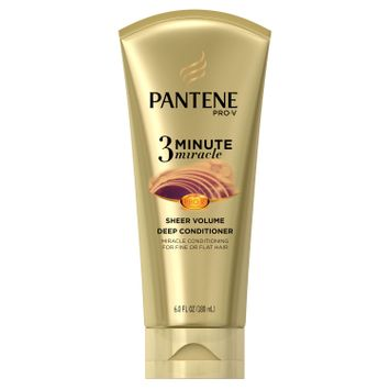 Pantene Pro-V 3 Minute Miracle Sheer Volume Deep Conditioner