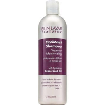Ellin Lavar Textures Optimoist Shampoo, 12 OZ