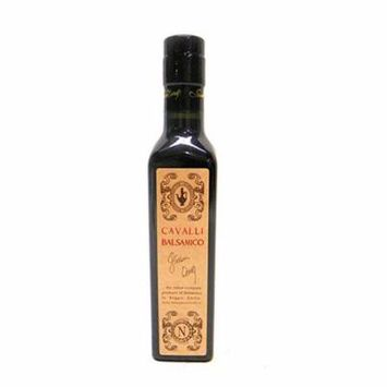 Cavalli Condiment Balsamic Vinegar 8.4 Oz (Pack of 6)