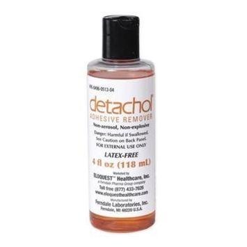 Detachol Adhesive Remover - 4 oz by Ferndale Laboratories