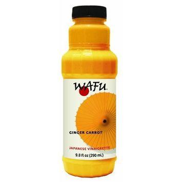 Wafu Ginger Carrot Dressing, 9.8-Ounce Bottles (Pack of 4)