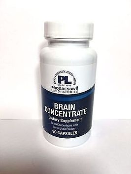 Progressive Labs Brain Concentrate 90c