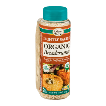Edward & Sons Organic Breadcrumbs Lighty Salted