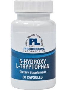 Progressive Labs 5 Hydroxy L Tryptophan 100mg 30c