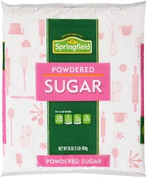 Springfield® Powdered Sugar