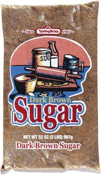 SPRINGFIELD Dark Brown Sugar