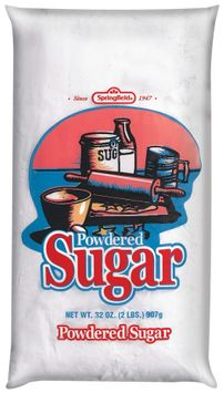 Springfield Powdered Sugar