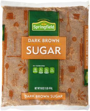 springfield® dark brown sugar