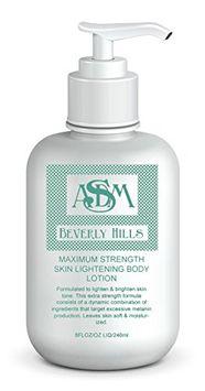 ASDM Beverly Hills Maximum Strength Skin Lightening Body Lotion