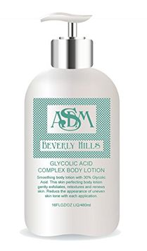 ASDM Beverly Hills Glycolic Acid Complex Body Lotion