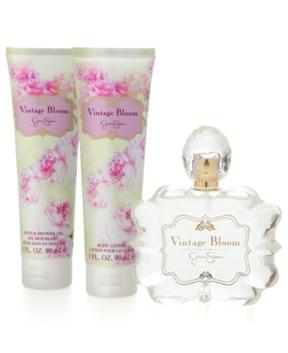 Jessica Simpson Vintage Bloom Gift Set