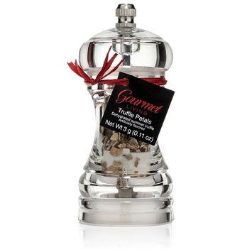 Gourmet Living Italian Truffle Mill |Dehydrated summer truffles in a grinder