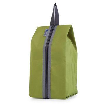 Hot Sale Travel Storage Bag Nylon 4 Colors Portable Storage Shoe Bag Multifunction Travel Tote Storage Case Organizer Fishing Bags