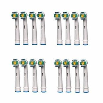 Bathroom Classic Compatible Toothbrush Heads ! Highly Rated EB-18A, 4 Ct. (Pack of 4)