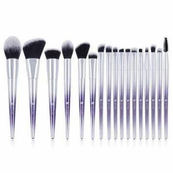 DUcare Makeup Brush Set 17Pcs Face Eye Shadow Foundation Blush Lip Brushes