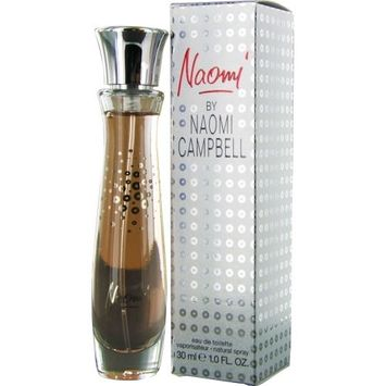 NAOMI BY NAOMI CAMPBELL by Naomi Campbell EDT SPRAY 1 OZ for WOMEN ---(Package Of 2)