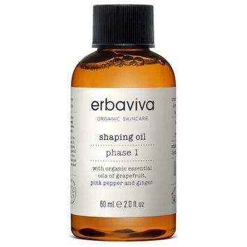 Erbaviva Travel Shaping Oil
