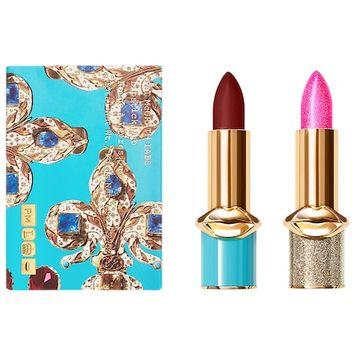 PAT McGRATH LABS BlitzTrance(TM) Divine Lipstick Duo Aquamarine