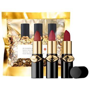 PAT McGRATH LABS LUST: Mini MatteTrance(TM) Lipstick Trio Skin Show