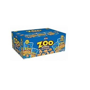 Austin- Zoo Animal Crackers, 36-2 oz. packages