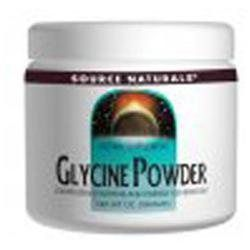 Source Naturals Glycine Powder - 16 oz