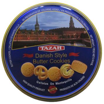 Supplier Generic Butter cookies Danish style