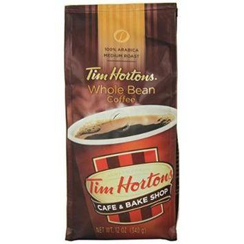 TIM HORTON COFFEE WHLB 100% ARABICA, 12 OZ