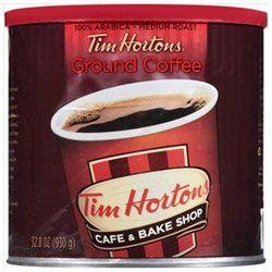 Tim Hortons Medium Roast Ground Coffee, 32.8 oz