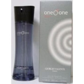 101 Experience 101 COLOGNE FOR MEN BY GIORGIO VALENTINO 3.3 OZ EDT SPRAY