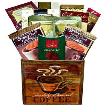 Coffee Break Snacks And Treats Gourmet Food Gift Box