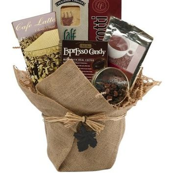 Espresso Yourself Coffee Lovers Gift Basket [Coffee]