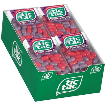 Tic Tac Scary Sweets Mints