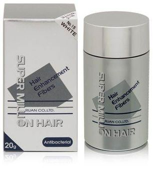 Super Million Hair Hair Enhancement Fibers Antibacterial