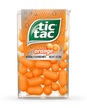 Tic Tac Orange Mints