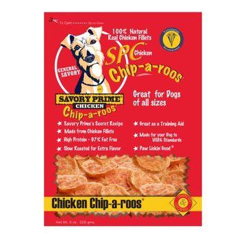 Savory Prime Pet Treats Savory Prime Chicken Chip-a-Rooâ s 8 oz