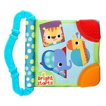 Cribmates 'Hey Diddle Diddle!' Teething Book - yellow multi, one size