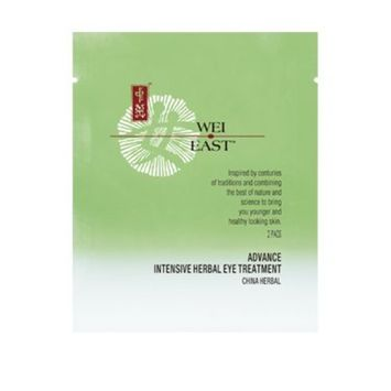 Advance China Herbal Intensive Herbal Eye Treatment Pads
