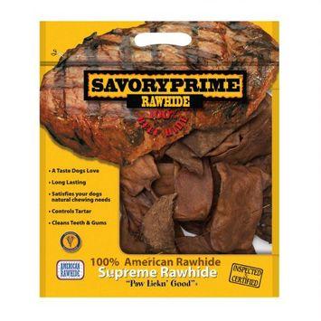 Savory Prime Pet Treats Savory Prime Rawhide Chips Beef 2