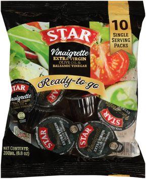 star® vinaigrette extra virgin olive oil & balsamic vinegar