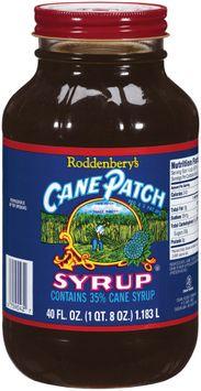 Roddenbery's Cane Patch Syrup