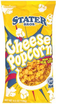 Stater bros Cheese Popcorn